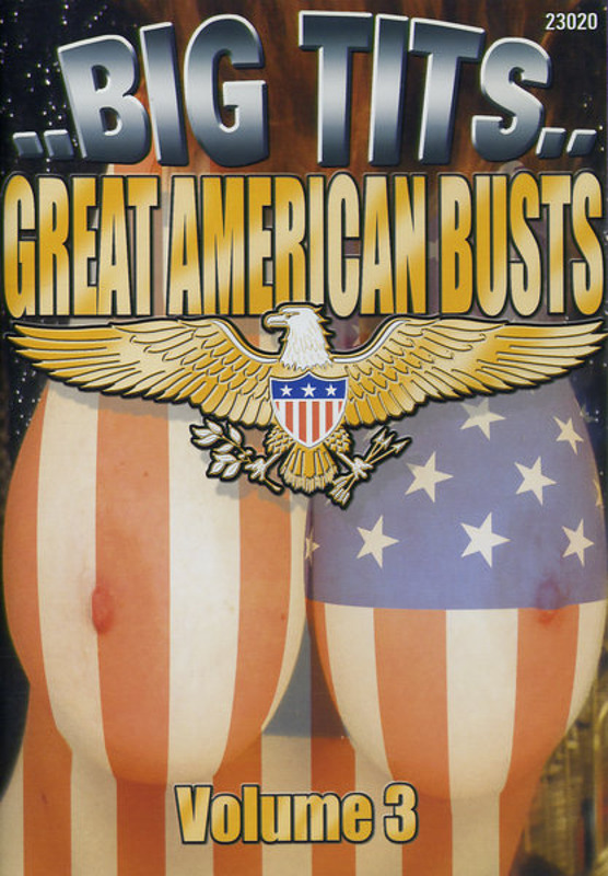 Big Tits - Great American Busts 3 DVD Image