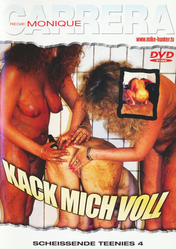 Scheissende Teenies 4 - Kack mich voll DVD Image
