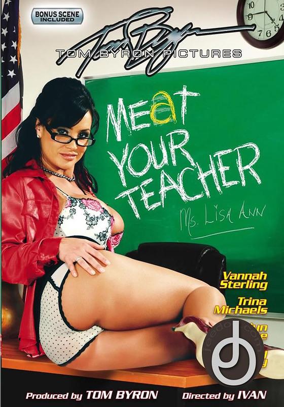 Meat Your Teacher DVD Image
