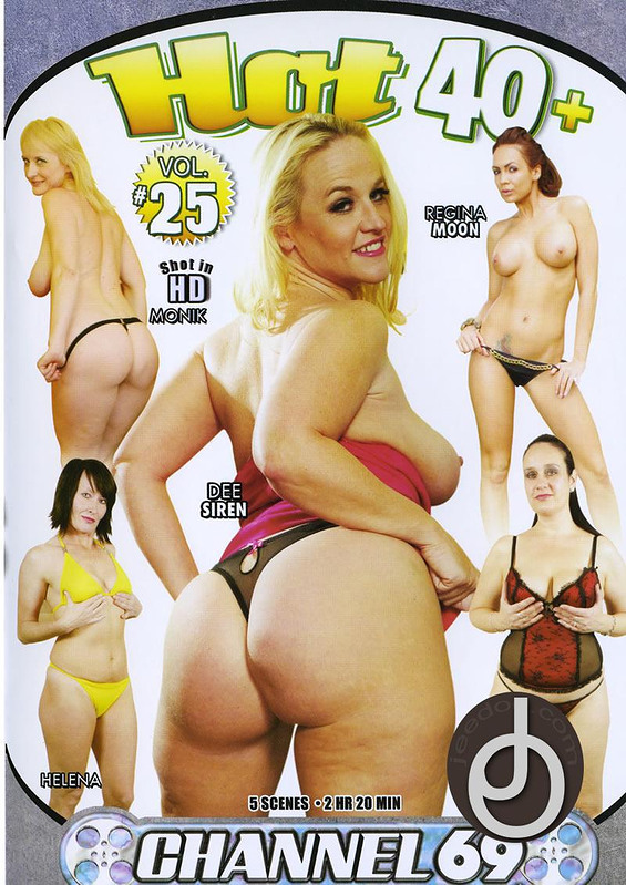 Hot 40 Plus 25 DVD Image