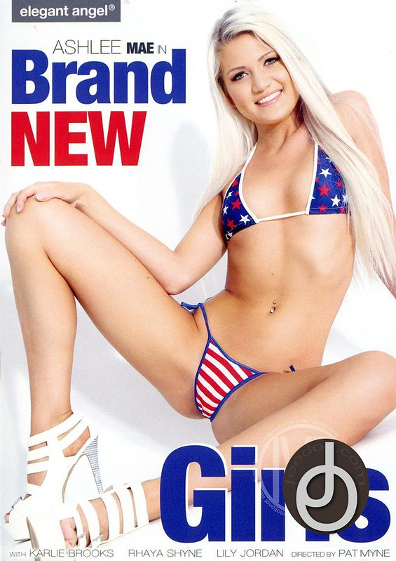 Brand New Girls DVD Image