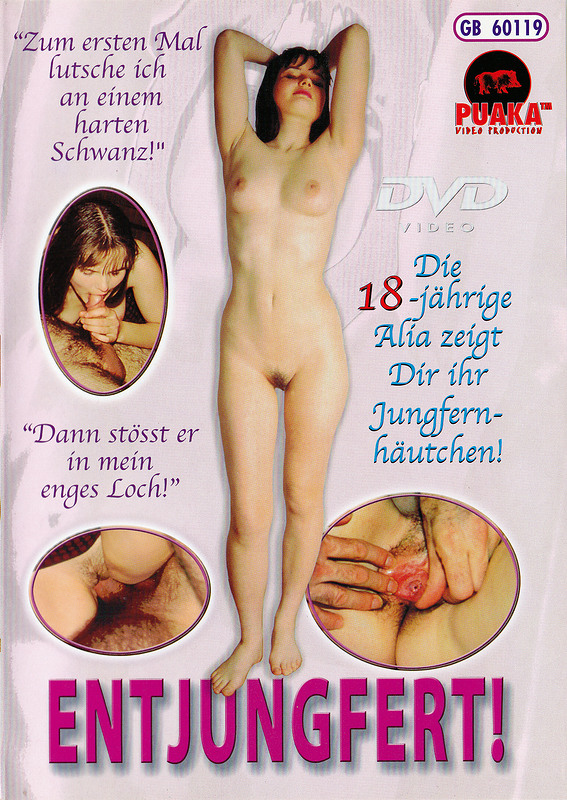 Entjungfert DVD Image