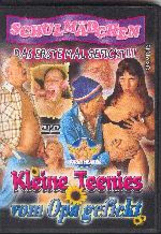 Schulmädchen - Kleine Teenies vom Opa gefickt DVD Image